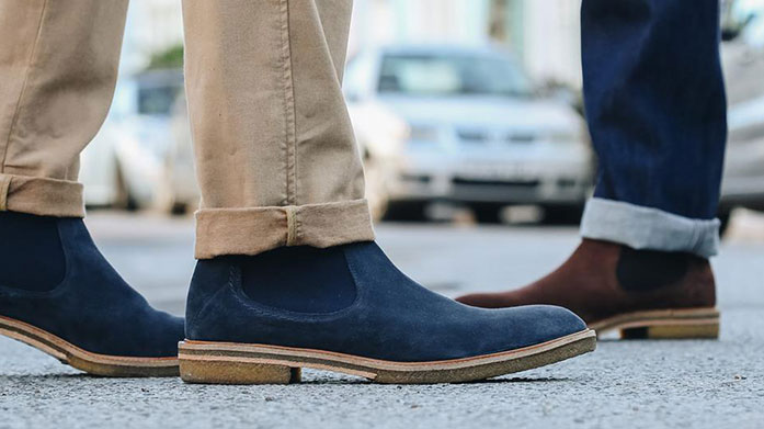 Fashion Forward Shoes for Him These are the shoes every man should own. Our fashion-forward collection features Ted Baker, Oliver Sweeney and adidas Y-3.