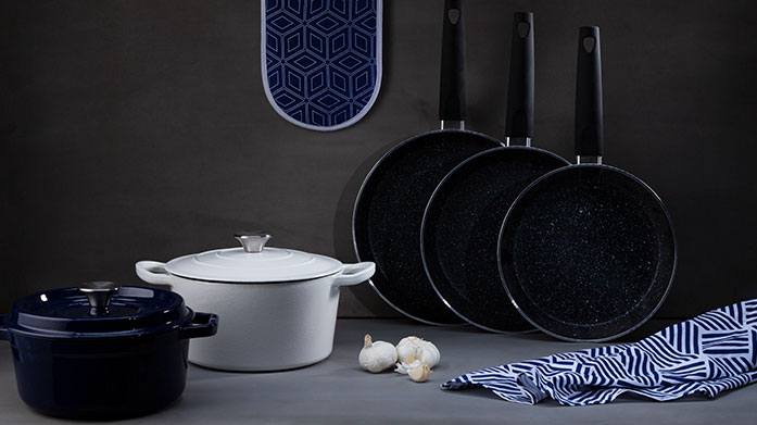 Hygge Kitchen Enjoy a cosy Hygge lifestyle with this collection of stylish, Danish-inspired tableware, kitchen utensils and crockery.