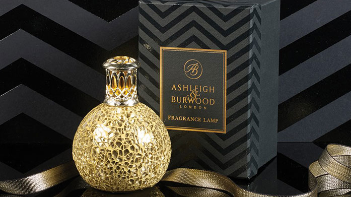 Ashleigh & Burwoord Fragrance Lamps Formulated with the finest perfume blends, discover sleek reed diffusers, mosaic oil burners and luxe black and rose gold candles.