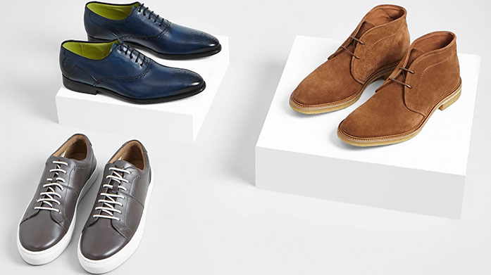 Boot Camp Ready A shoe for every occassion. Shop from sneakers, high top boots, brogues, we have something for whatever the occassion calls for.