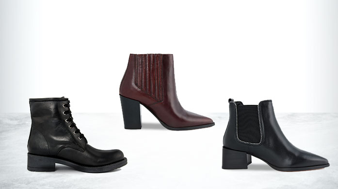 Boots Worth Waiting For  Shop our latest boot edit for your next favourite pair of boots. Shop from Chelsea boots to heeled ankle boots, we have something for everyone.