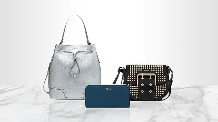 Furla Our collection of Furla bags and accessories has all the fittings to take your outfit to the next level. Shop crossbodies, totes, top handles and more.