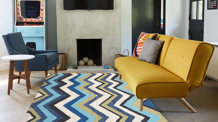 Rug Refresh Under £100 Shop from a range of beautiful rugs in a variety of if sizes and patterns, all under £100!.