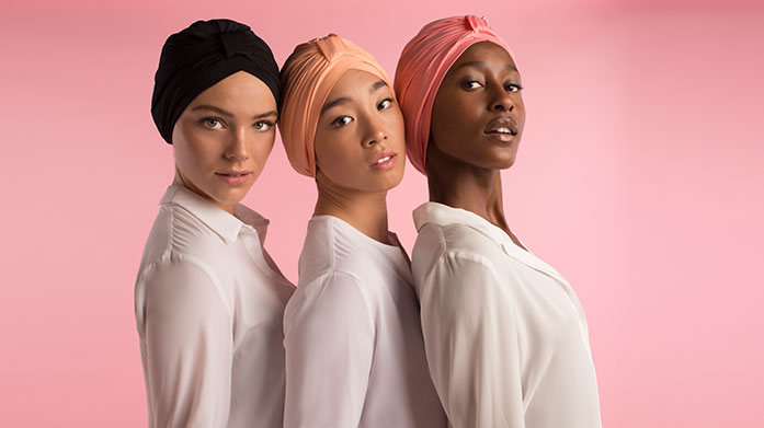 Styledry Shower Caps Keep your hair dry or protect your blowdry with a Styledry Turban Shower Cap, made from quick drying, wrinkle free lycra!