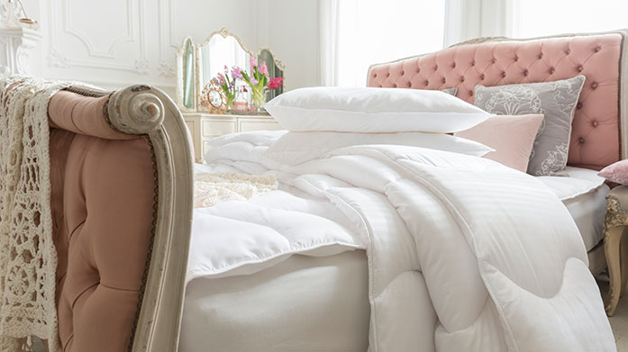 The Fine Bedding Company: Duvets & Pillows Sink into layers of the softest bedding from the Fine Bedding Company. Shop duvets, pillow and mattress protectors.