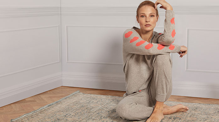 Cocoa Cashmere Beat the winter chills with a sumptuously soft cashmere by Cocoa Cashmere. Your perfect holiday's partner.