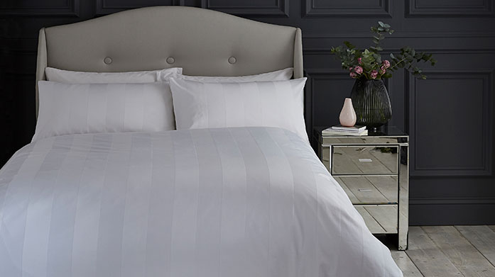 Silentnight Bed Linen Beautifully on trend designs for that perfect bedroom update. Choose from cosy checks, modern prints and sumptuous Egyptian cotton sheeting.