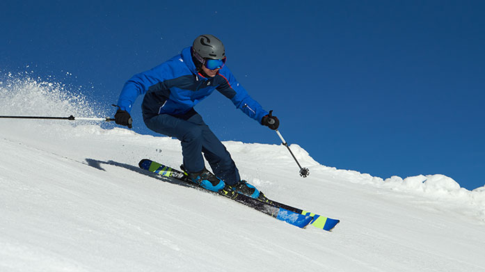 Skiwear Clearance for Him Get ski season ready with women's ski jackets, trousers, base layers and thermal accessories. Everything you need for a day on the powder.