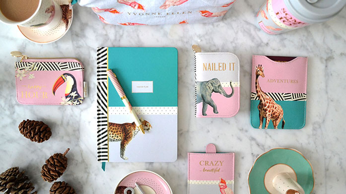 Designer Stationery There's something for everyone in this sale of designer stationery. Shop collections by William Morris, Yvonne Ellen and Sara Miller.