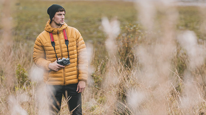 Live Life Outdoors for Him Live your best life in the great outdoors with a selection of waterproof jackets, wellington boots, soft knitwear and casual jeans.