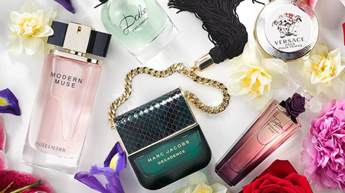 Valentines Fragrances for Her Give her the gift of fragrance this Valentine's Day from our collection of women's perfume by Armani, Burberry, Paco Rabanne, YSL and Versace.