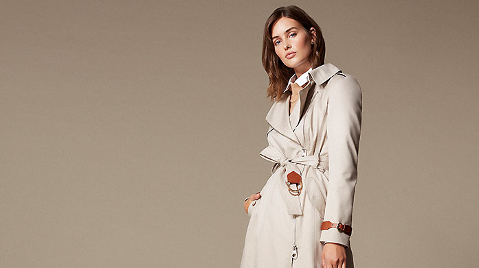 a2181d8248 Feel feminine and fabulous in London-based brand Karen Millen s designs.  There s chic workwear