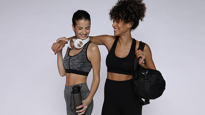 Activewear Boutique Working out feels even better when dressed in a functional-yet-stylish outfit. Discover supportive sports bras, gym leggings, vests and layers from Lorna Jane, Regatta and more.