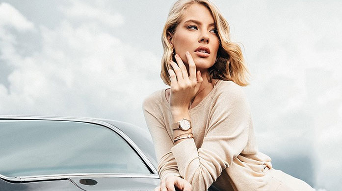 Isabella Ford Invest in wristwear to wear now and love for years to come from Isabella Ford. With leather and chain straps on offer, there's something to suit every taste.