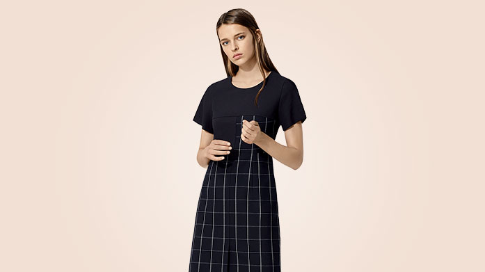 BOSS Womenswear Impeccable 9-5 style from designer favourite BOSS. There's vibrant shift dresses, light spring knitwear and classic suiting. Dresses from £89.