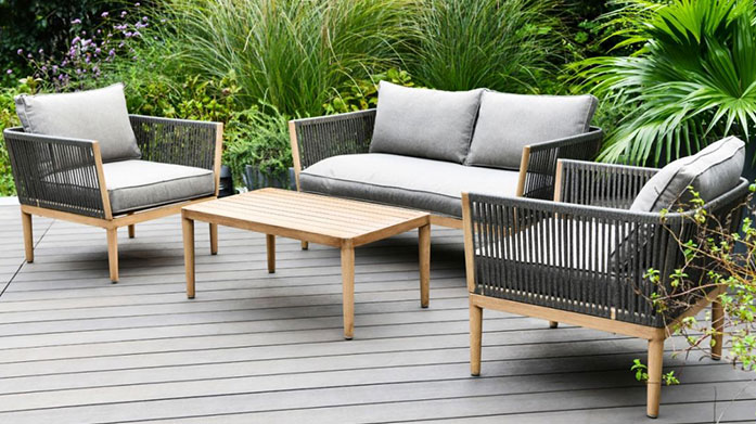 Maze Rattan Luxury Outdoor Furniture Maze's chic range of garden furniture is crafted in weatherproof rattan so it'll look stylish summer after summer.
