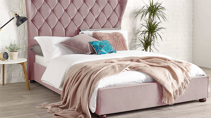 Buyer's Pick: Best of Bedframes Made in the UK, Aspire's bedframes and headboards are handcrafted using the finest materials, meaning you can rest at ease.
