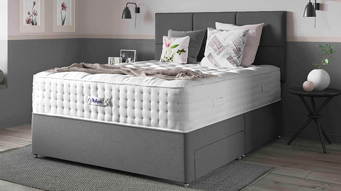 Relyon Backcare Mattresses Packed with natural materials and clever pocket springs our Relyon backcare range offers firm support and sumptuous comfort.