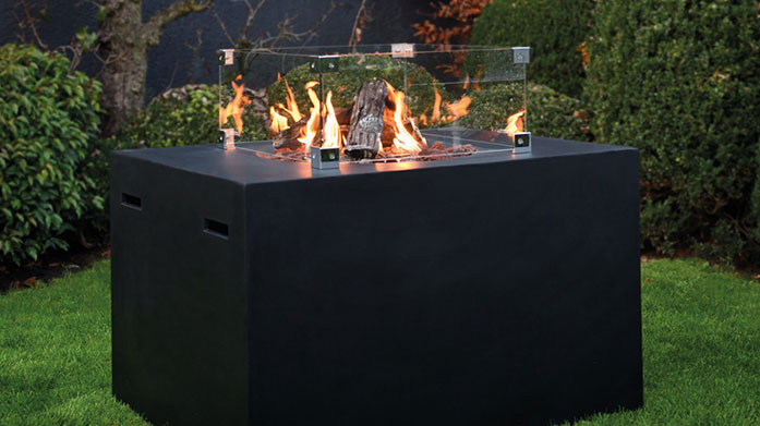 Outdoor Heating: Best of Brands Bring a little romance outside with these contemporary fire bowls, garden stoves and outdoor grills, perfect for a late night soiree.