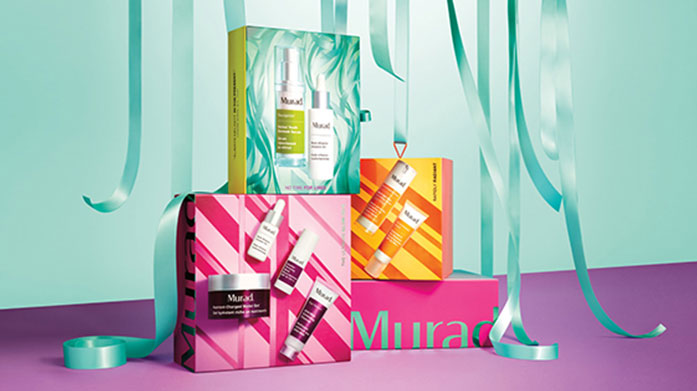 REN & Murad Skincare Opt for quality skincare and beauty from REN and Murad. Featuring holiday gift sets, anti-wrinkle antidotes, skin protectors and hand balms.