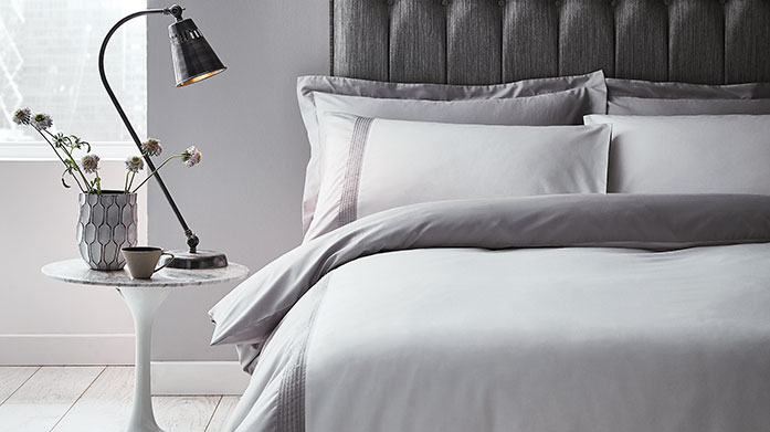 Content by Conran Bedding Designed with your comfort in mind, the Content by Conran bed linen range is luxurious, stylish and a cut above the rest.