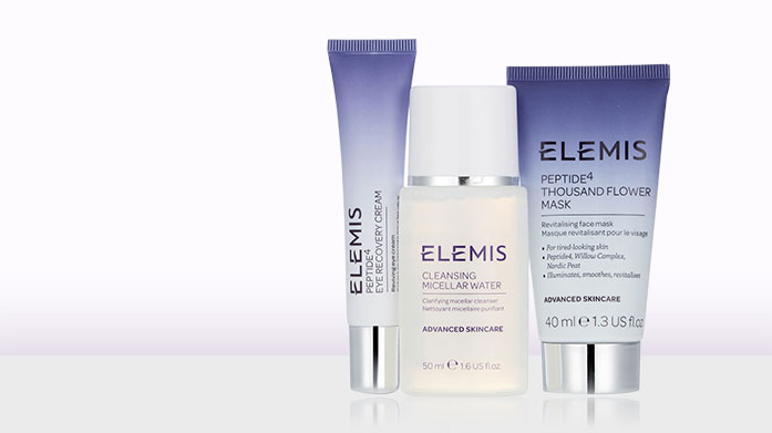 Elemis Beauty Gifting Find the perfect Elemis gift set from the UK's number one anti-ageing skincare brand, featuring award-winning products for face and body.