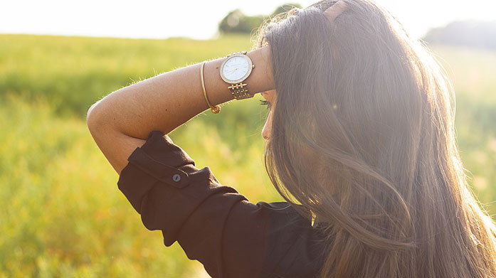 Luxury Watches For Her Update your old watch to a stunning new timepiece from this collection of designer watches for her.