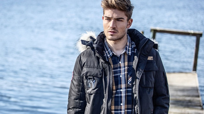 Warm Winter Jackets For Him Make your winter outfit a stylish affair with our selection of men's winter jackets.
