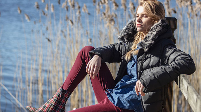 Warm Winter Jackets For Her Still looking for that perfect winter jacket? Look to our edit of women's winter outerwear for some inspo.