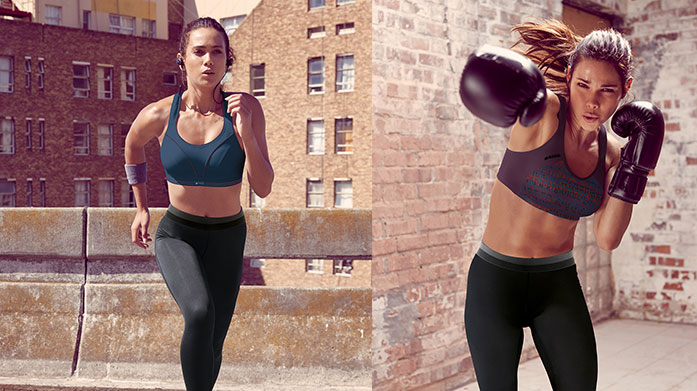 Buyer's Pick: Shock Absorber Achieve your fitness goals in 2020 with a Shock Absorber sports bra, designed with high impact support and fuller coverage for total comfort.