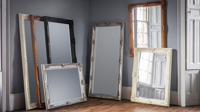 Gallery Bestselling Mirrors Shop Gallery's collection of bestselling mirrors including baroque style leaner mirrors, classic wall mirrors and outdoor mirrors.