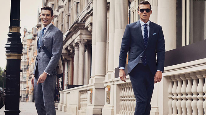 Hackett London & BOSS Menswear Invest in classic menswear to wear season after season by Hackett London and BOSS. Shop suiting, shirts, knitwear, outerwear and accessories.