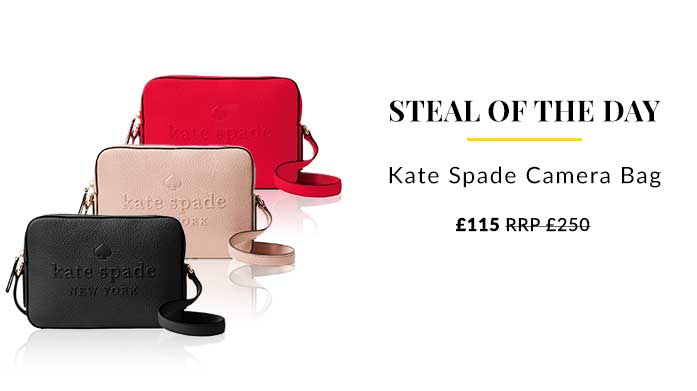 Kate Spade Shop Kate Spade's stylish and classic accessories from this collection of crossbody bags, handbags, card holders and jewellery.