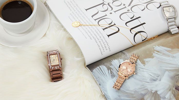 Luxury Watches: Best Sellers For Her Ensure you're right on time with a new women's luxury watch from this enviable collection of accessories.