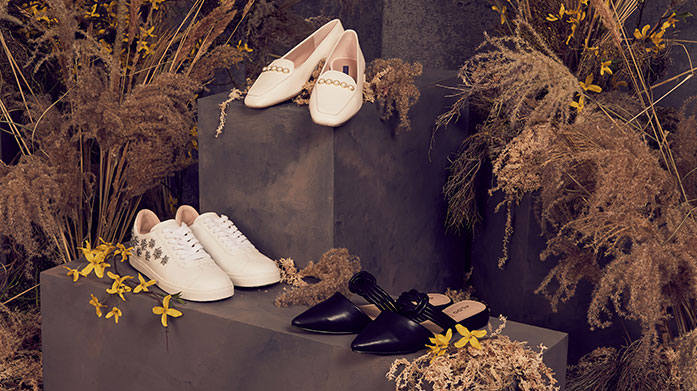 Feel Good Footwear Step out in the most stylish shoes for her. From staple favourites to covetable classics, there's plenty of pieces to tempt...