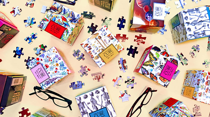 Puzzles & Games Discover hours of fun for your little ones with our edit of toys and puzzles from Marzipan, Robert Frederick and more.