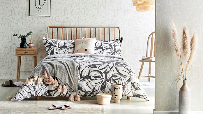 Scion Bedding  A more stylish nights sleep awaits with this bedding range from Scion at lower prices than ever...