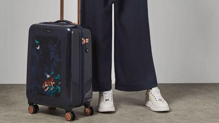 Ted Baker Luggage & More Be trip ready with luxurious luggage from Ted Baker, backpacks from New Balance and more.