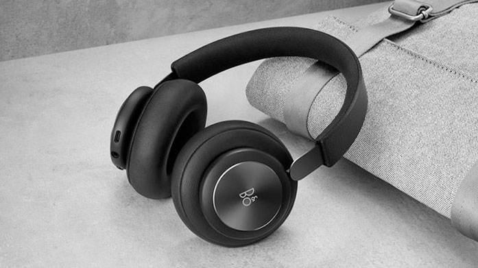 Bang & Olufsen Designed for seamless, everyday use, these innovative headphones by Bang & Olufsen are wireless and noise-cancelling.