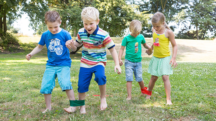 Outdoor Play Stuck on ideas of how to entertain the kids? Our new edit of indoor and outdoor games, wooden toys and interactive activities has everything they need for hours of fun - perfect for both big and little kids.