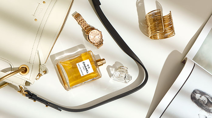 The Ideal Pick Me Up The perfect pick me up? A new accessory, of course. Shop jewellery, handbags, watches and more from Ma Petite Amie, Tom Ford and friends.