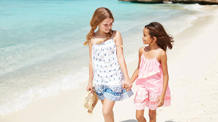 Sunuva Clearance For those last minute holidays, choose your little ones some cool, contemporary swimwear by Sunuva. Shop boys and girls up to 12 years.