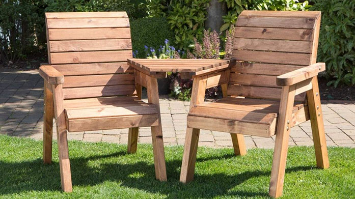 Charles Taylor Garden Furniture