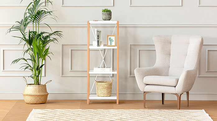 Furniture Debut: Vivense Home Living Renowned for their chic, minimalist design and premium quality, Vivense Home & Living make stylish tables, chairs and storage units for the modern home.