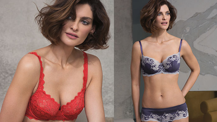 New Season Wacoal Lingerie & Nightwear New season lingerie just in! Discover Wacoal's beautiful lace bras, briefs and camisole two-pieces from this sultry collection of lingerie and nightwear.