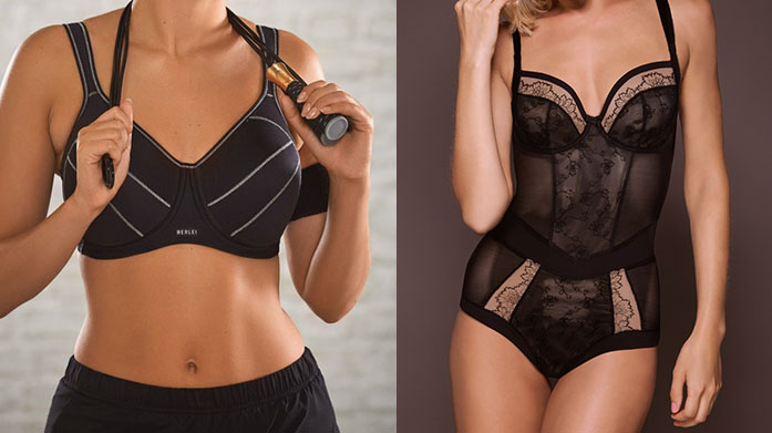 Berlei Lingerie & Sports Bras Beautiful lingerie should be for the everyday, whether at work or the gym. Shop form-flattering bras, briefs, bodysuits and sports bras.