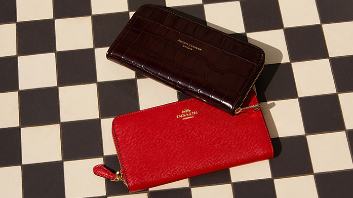 Perfect Partner Accessories Shop our collection of women's luxury accessories to mix and match with all your outfits. Coach, DKNY, AllSaints and Radley await...