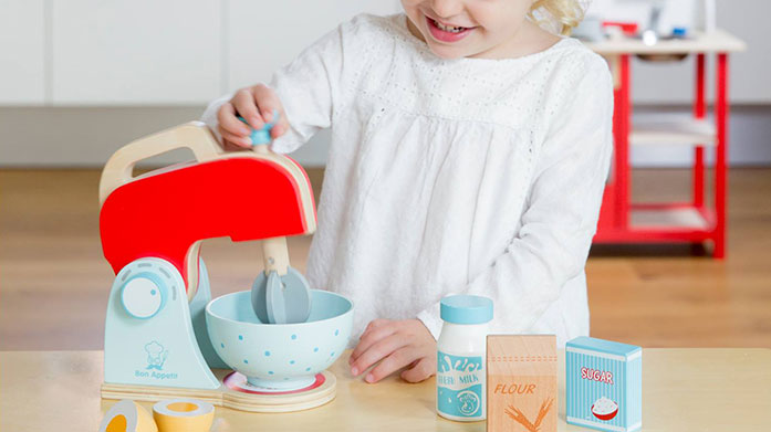 Little Bakers Treat them to a day of home baking as an ultra-fun lockdown activity with these must-have essentials.