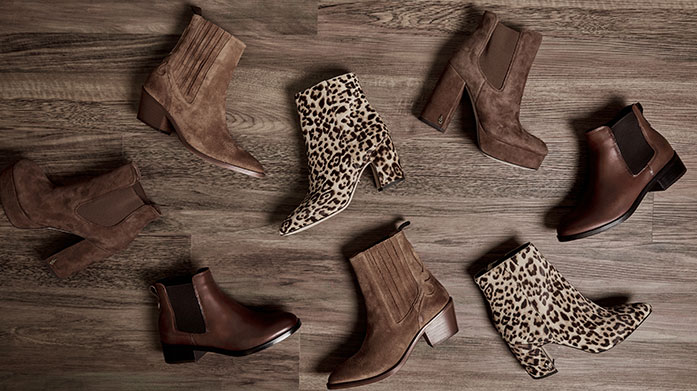 Timeless Ankle Boots Complete your winter wardrobe with a timeless ankle boot. Step out in style, season after season.