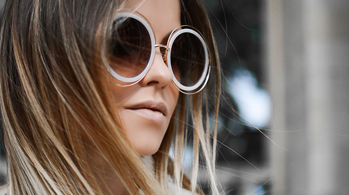Wishlist Designer Sunglasses for Her Find your new favourite frame in this big brand sunglasses sale featuring Gucci, Alexander McQueen, Fendi and Bottega Veneta.